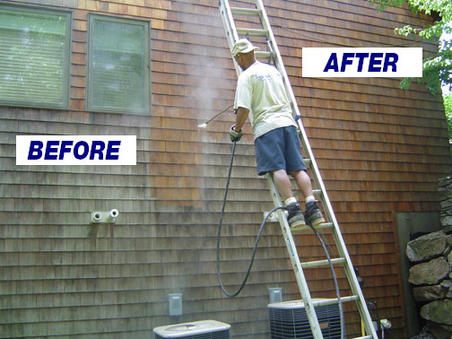 TransClean Corp Experts in Powerwashing for Residential – Can You Pressure Wash A Shingle Roof